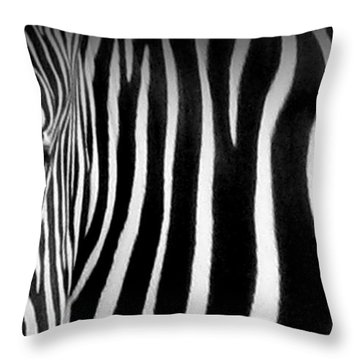 Fingerprints Throw Pillow