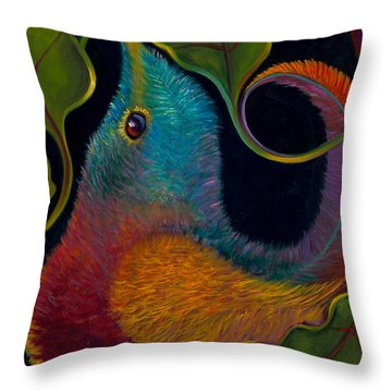 First Flight 3 Throw Pillow