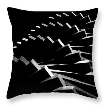 Symmetry Throw Pillows