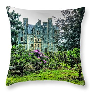 Fit For Royalty Throw Pillow
