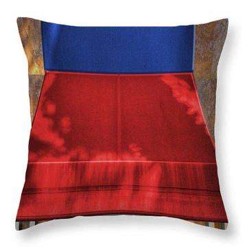 Five Throw Pillow by Paul Wear