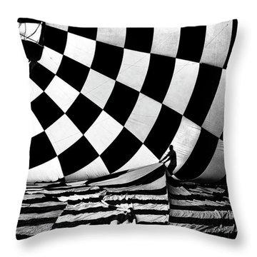 Cappadocia Throw Pillows