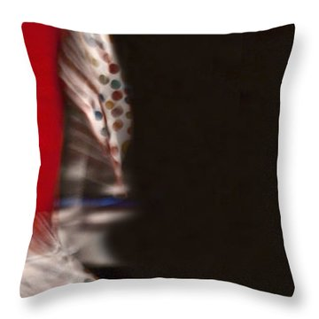 Flamenco Series 3 Throw Pillow