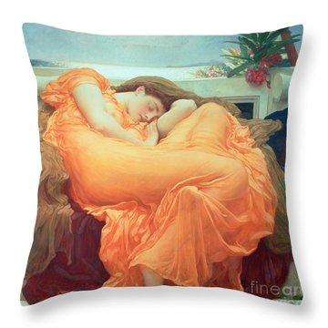 Nap Throw Pillows