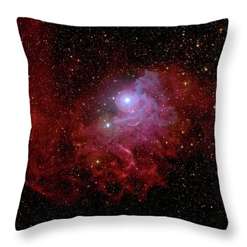 Canada-france-hawaii Telescope Throw Pillows