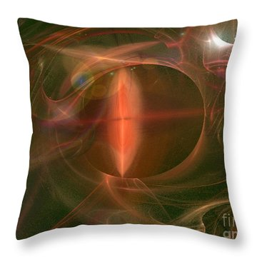 Flare Throw Pillow
