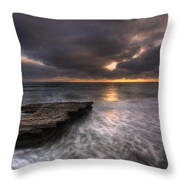 Flatrock Throw Pillow