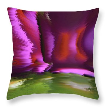 Flight Of The Imagination Throw Pillow