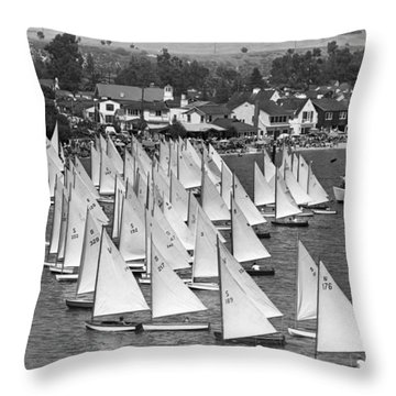 Watersports Throw Pillows