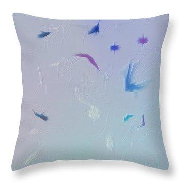 Flights Of Fancy Throw Pillow