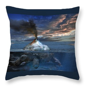 Flint Throw Pillow