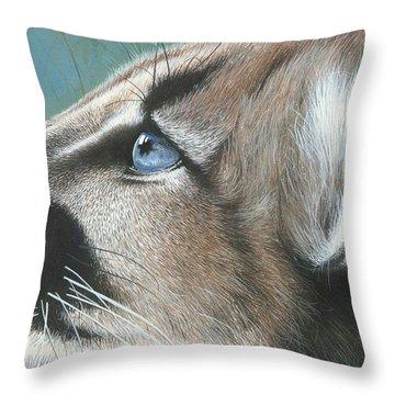 Florida Princess Throw Pillow