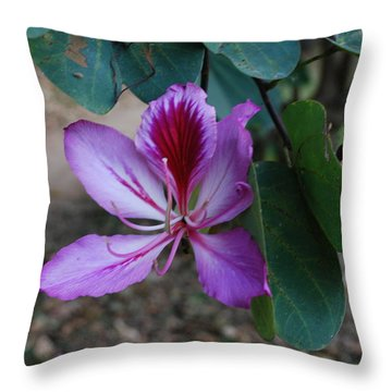 Florintin Throw Pillow