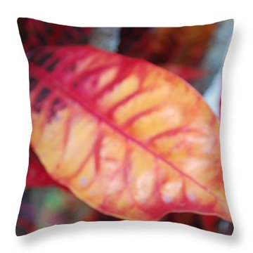 Florus Throw Pillow