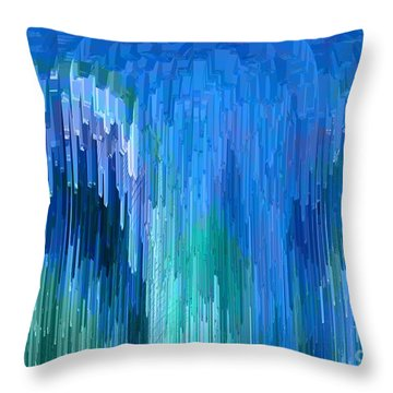 Moment In Time Throw Pillow by Ann Johndro-Collins