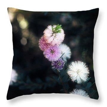 Flower 47 Throw Pillow