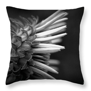 Flower 58 Throw Pillow