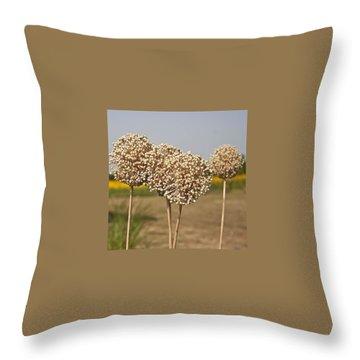 Botanical Throw Pillows