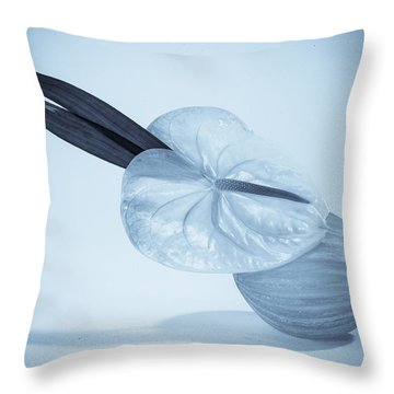 Flowers In Vases 7 Throw Pillow