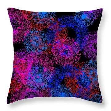 Flurxerg Throw Pillow