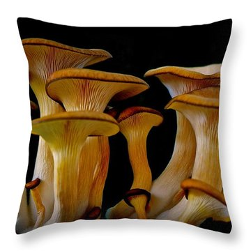 Fluted Clump Throw Pillow