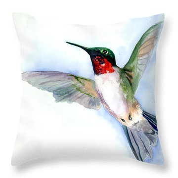 Fly Free Throw Pillow