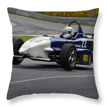 Flying Formula Throw Pillow