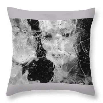 Foiled Again Throw Pillow