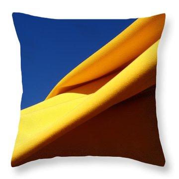 Fold Throw Pillow