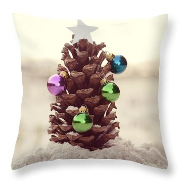 For All Creatures Great And Small Throw Pillow