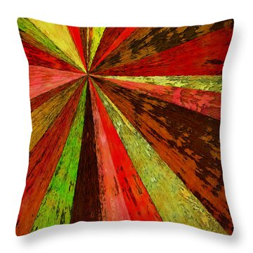 For Heather Throw Pillow by Matt Lindley