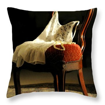For Him Throw Pillow