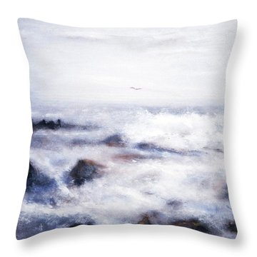 For Jim Haley Throw Pillow