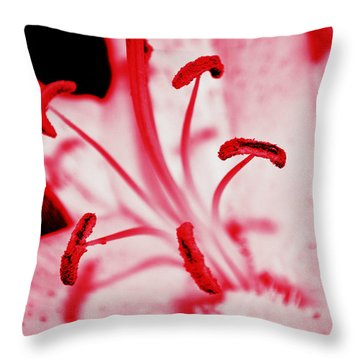 For Mom Throw Pillow