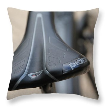 For The Love Of A Bike .... Throw Pillow