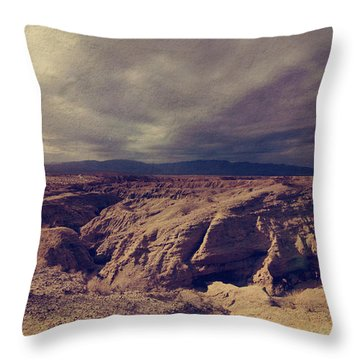 For You I Will Throw Pillow by Laurie Search