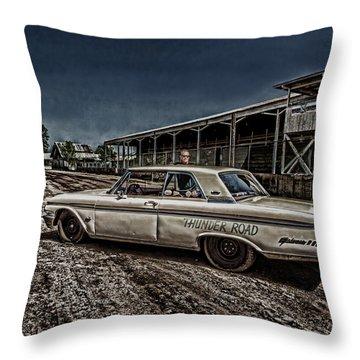 Ford Galaxie 500 4 Throw Pillow