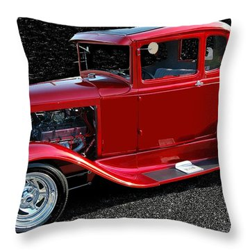 Ford Out Of This World Throw Pillow