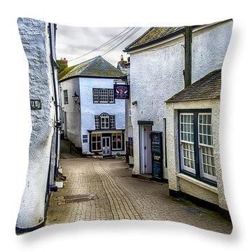 Fore Street Port Isaac Throw Pillow