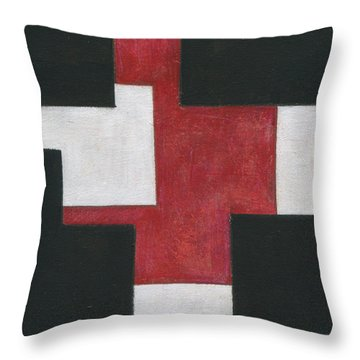 Forecast Delivered Throw Pillow
