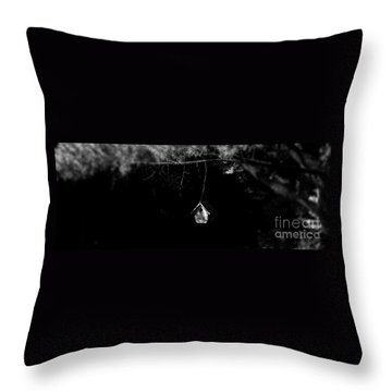 Forest Retreat Throw Pillow