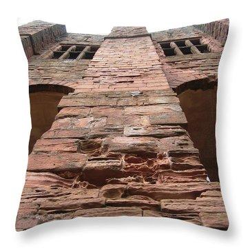 Simon De Montfort Throw Pillows