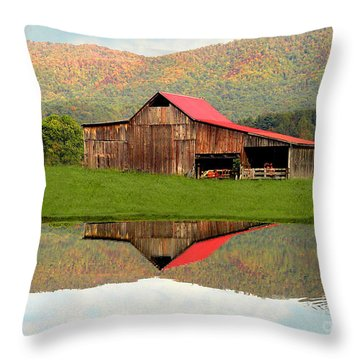 Fortunebarn Throw Pillow