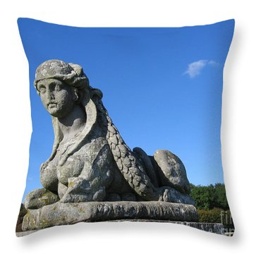 Fountainebleau Twin1 Throw Pillow