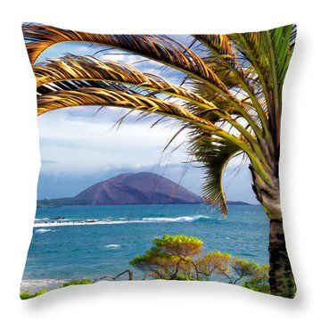 Four Seasons 110 Throw Pillow