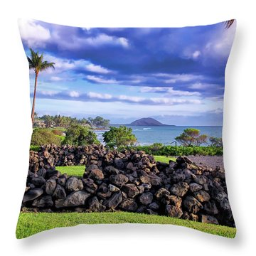 Four Seasons 112 Throw Pillow