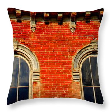 Fourth And Vine Throw Pillow