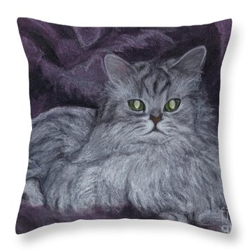 In Memory Of Frasier  Throw Pillow