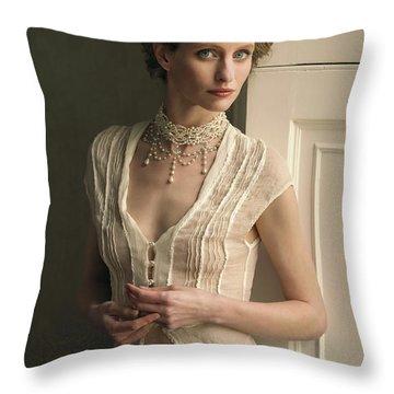Necklace Throw Pillows