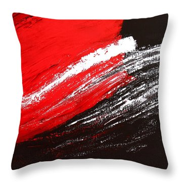 Free Spirit 1 Throw Pillow